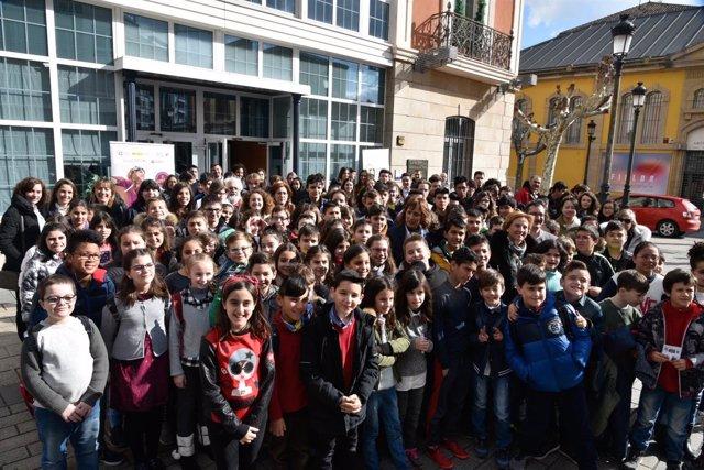 Participantes en Jornada Inspiratec en Logroño