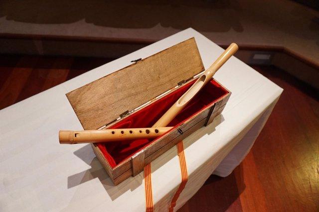 Instrumentos tradicionales de Baleares