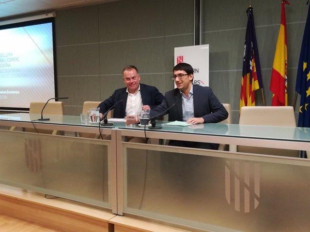 Iago Negueruela Informa Sobre Los Datos Del Cuarto Trimestre De 2017