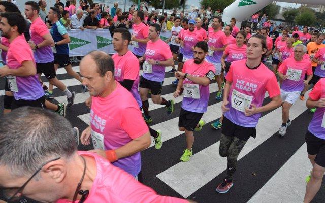 Badajoz acoge el 8 de abril una nueva carrera del Circuito We Are Ready El Corte Inglés