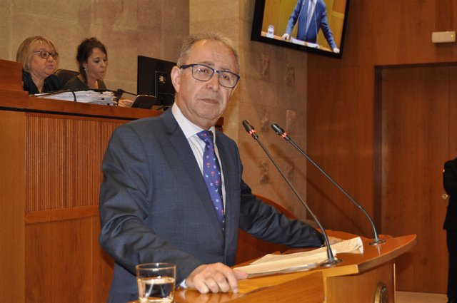 Fernando Gimeno, consejero de Presidencia