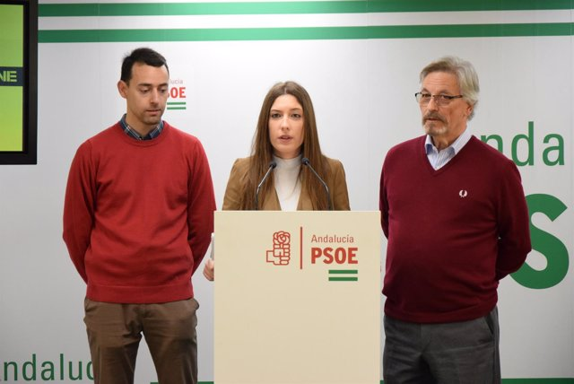 PSOE Ana Villarejo Rafael Granados