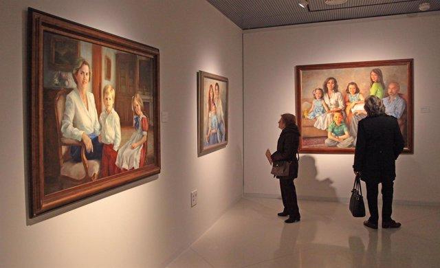 Exposición en el Museo de Bellas Artes de Badajoz