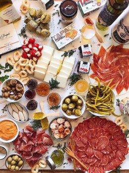 Productos de gastronomía gourmet
