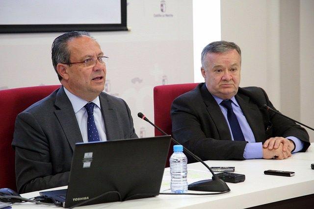 Juan Alfonso Ruiz Molina e Isidro Hernández