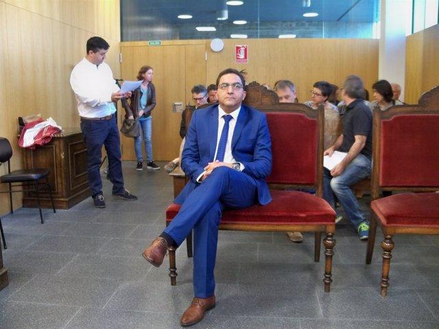 Alcalde de Xinzo, Antonio Pérez