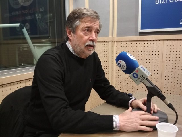 Entrevista a Rafa Díez Usabiaga en Onda Vasca
