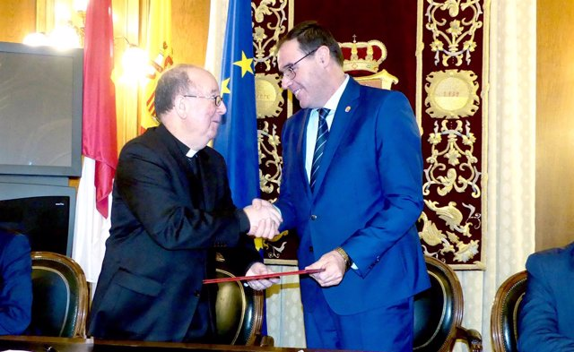 Nota Protocolo Diputación Obispado