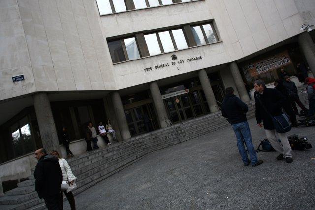 Juzgados de Plaza Castilla