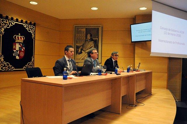 Np Uclm: El Consejo De Gobierno Aprueba 68 Plazas De Profesorado