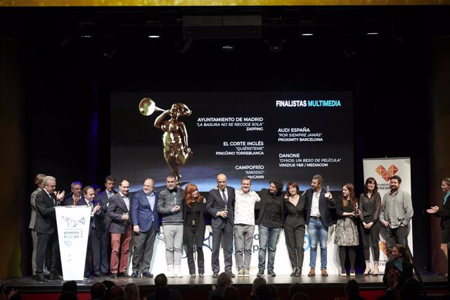 Premios Ampe 2018