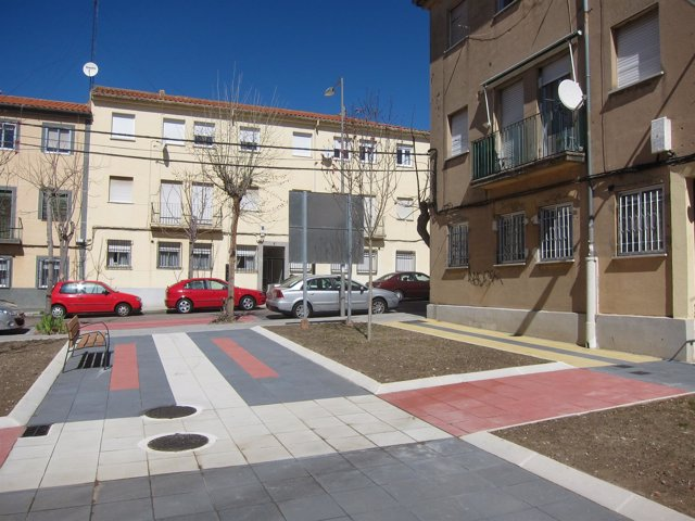 Barrio De San Bernardo De Salamanca 22-3-2018