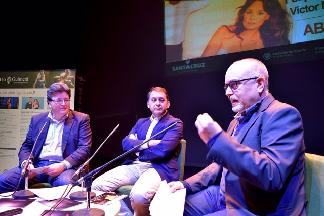 Presentación de la nueva programación del Teatro Guimerá