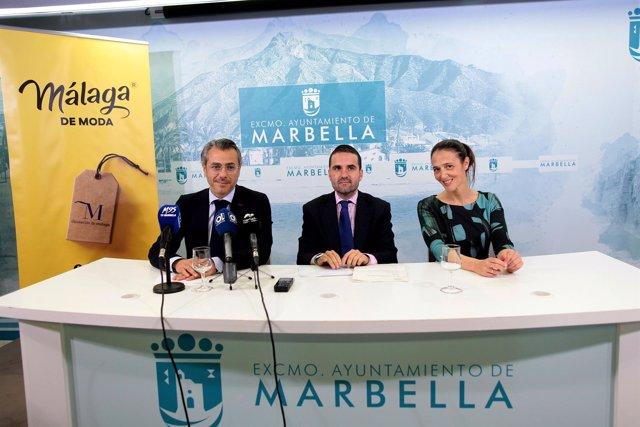 Presentación Málaga de Moda Invitada Perfecta