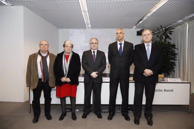 Convenio Fundación Barrié e Instituciones Penitenciarias