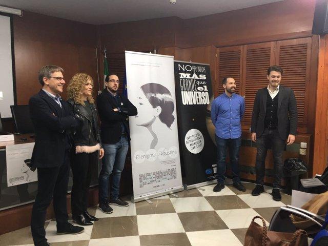 Presentación del documental 'El enigma Agustina'