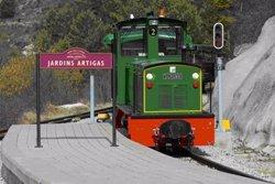 El Tren del Ciment inicia temporada aquest cap de setmana (FERROCARRILS DE LA GENERALITAT DE CATALUNYA)