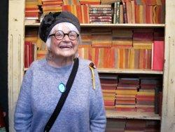 Pilarín Bayés il·lustra les escenes més destacades de la seva biografia al llibre 'La meva vida' (EUROPA PRESS - Archivo)