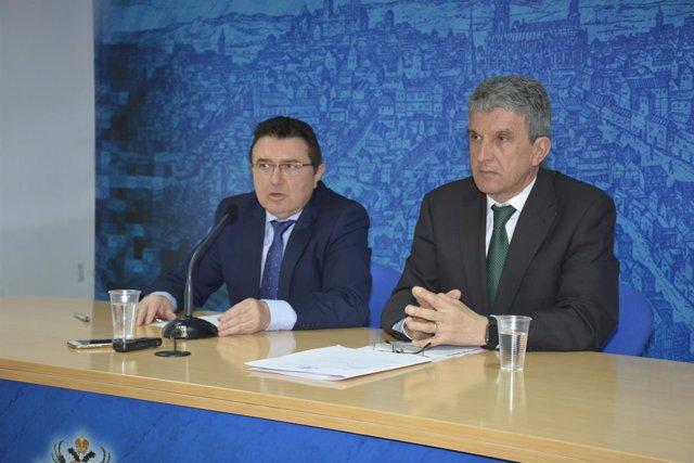 """Np/Fotos :El Ayuntamiento Transmite Su """"Total Tranquilidad"""" Tras La Anulación De"""
