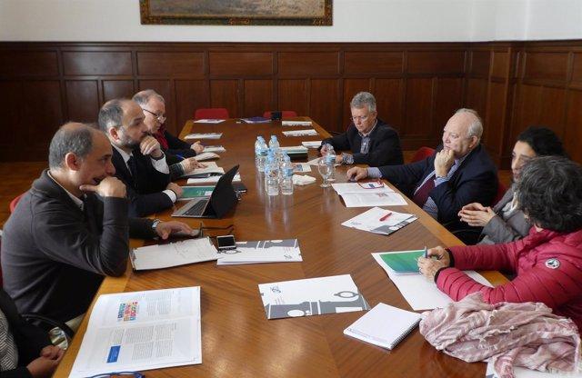 Reunión sobre los objetivos de desarrollo sostenible