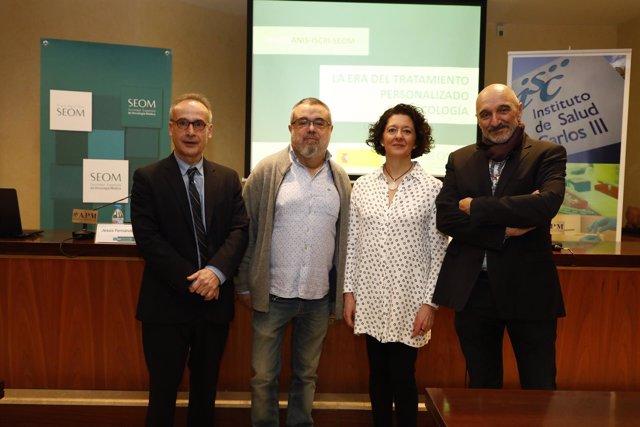 Jornada 'La era del tratamiento personalizado en Oncología'