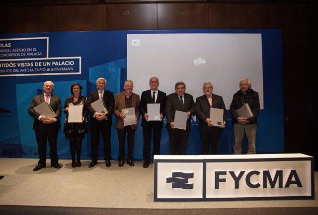 Presentación de los libros de Fycma