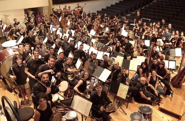 La Orquesta Joven de Andalucía vuelve al Maestranza