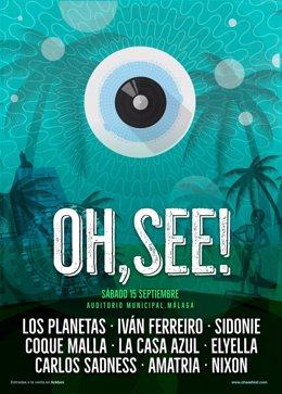 Cartel Oh see Fest