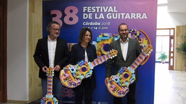 Presentación del Festival de la Guitarra