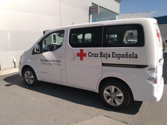 Nissan y Cruz Roja Española