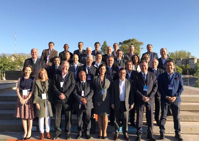 Igual en el III Foro Iberoamericano de Alcaldes