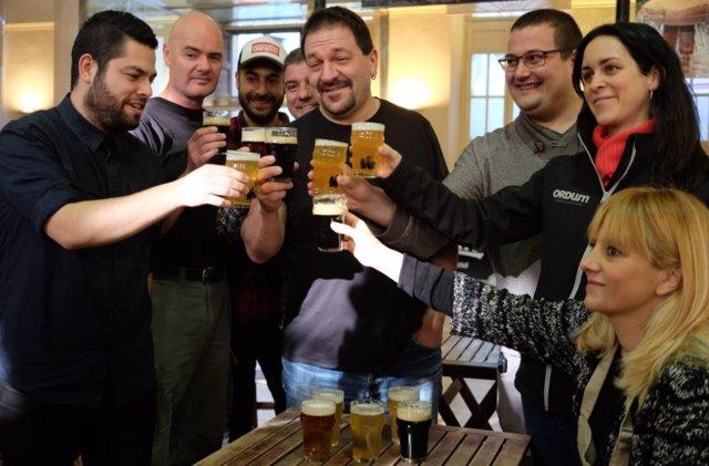 Salón de la Cerveza Asturiana