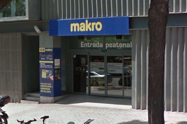 Sede de Makro en Madrid