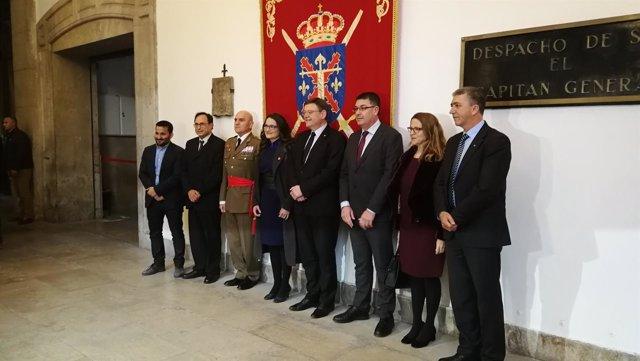 Aniversario de los 600 años de la sesión de  Corts en la que creó la Generalitat