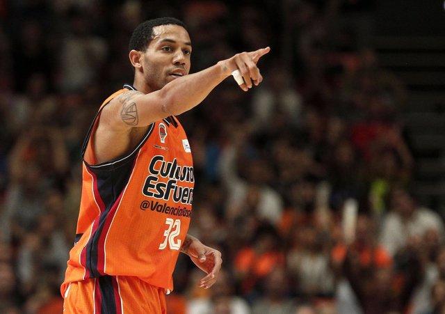 Erick Green (Valencia Basket)