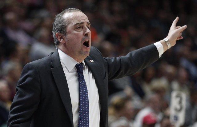 Vidorreta dirige al Valencia Basket