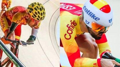 Ricardo Ten y Alfonso Cabello, oro en el Mundial adaptado de pista