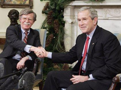 Trump deja el asesoramiento de Seguridad Nacional en manos de John Bolton, el 'halcón' intervencionista de Bush