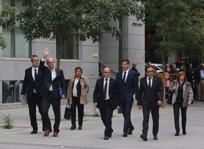 Llarena procesa hoy a gran parte de los investigados por rebelión y podría modificar las libertades bajo fianza