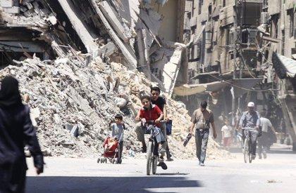 Rusia dice que unos 1.900 civiles y rebeldes que abandonaron Ghuta Oriental se han trasladado a Idlib