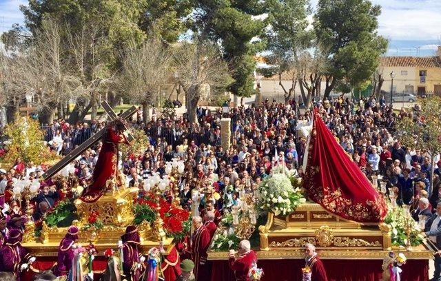Semana Santa Pozo Cañada