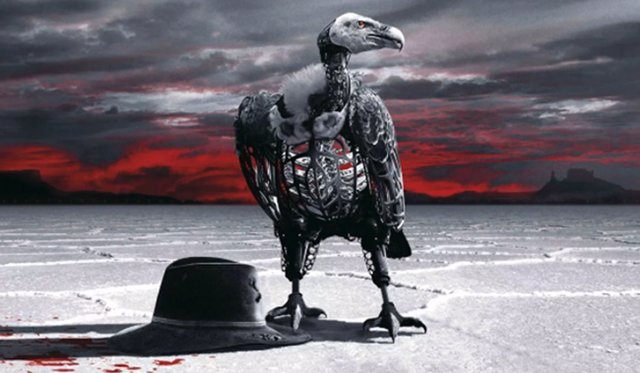 Póster de la 2ª temporada de Westworld