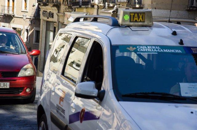 Taxi Castillla la Mancha