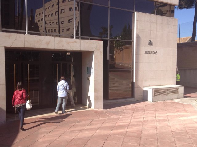 Sede judicial de la Caleta, en Granada
