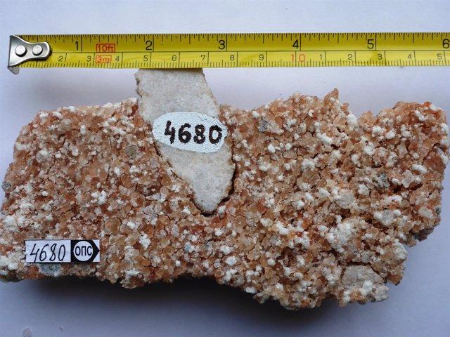 Sal marina de 2.000 millones de años