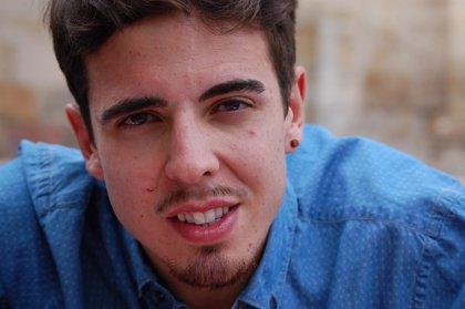 El rapero vallisoletano Rubén Martínez publica un libro sobre la amistad entre Jesucristo y Longinos