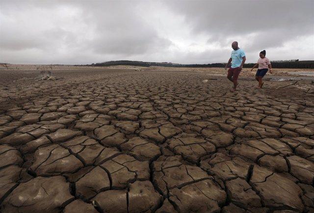 Falta de agua en Ciudad del Cabo