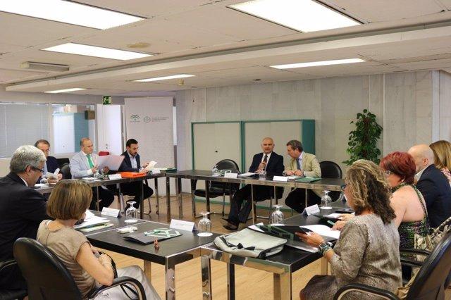 Reunión de la Comisión Consultiva del Consejo de Transparencia de Andalucía