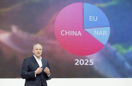 Volkswagen lanzará diez nuevos todocaminos en China en los próximos tres años