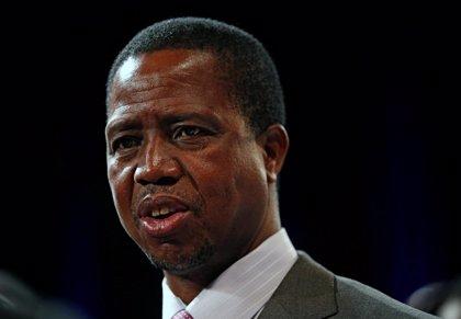 El principal partido opositor presenta una moción para destituir al presidente de Zambia